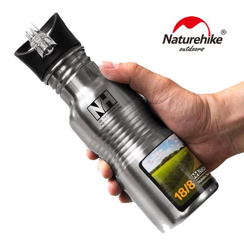 Binh nuoc inox NatureHike 750ml