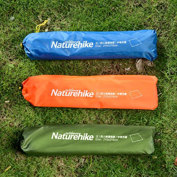 Tam trai leu NatureHike danh cho 3-4 nguoi 2.1x2.15m NH15D005-X