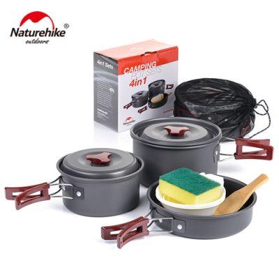 Bo noi nau an NatureHike NH15T203-G