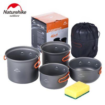 Bo noi nau an NatureHike NH15T401-G